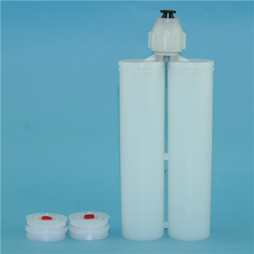 200ml 1:1dual component Epoxy Cartridge, PP cartridge for Epoxies
