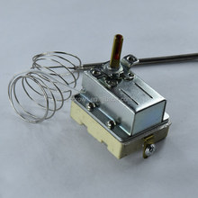500 Degree Celsius High Temperature Oven Capillary Thermostat