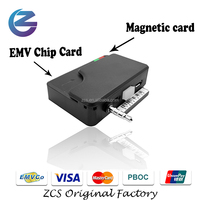 POS SYSTEMS MSR+IC Android and iOS EMV L1/2,MPOS Terminal,3.5mm Audio Jack/USB,Free SDK