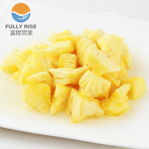 HALAL Canned pineapple in Light Syrup Canned Fruits export