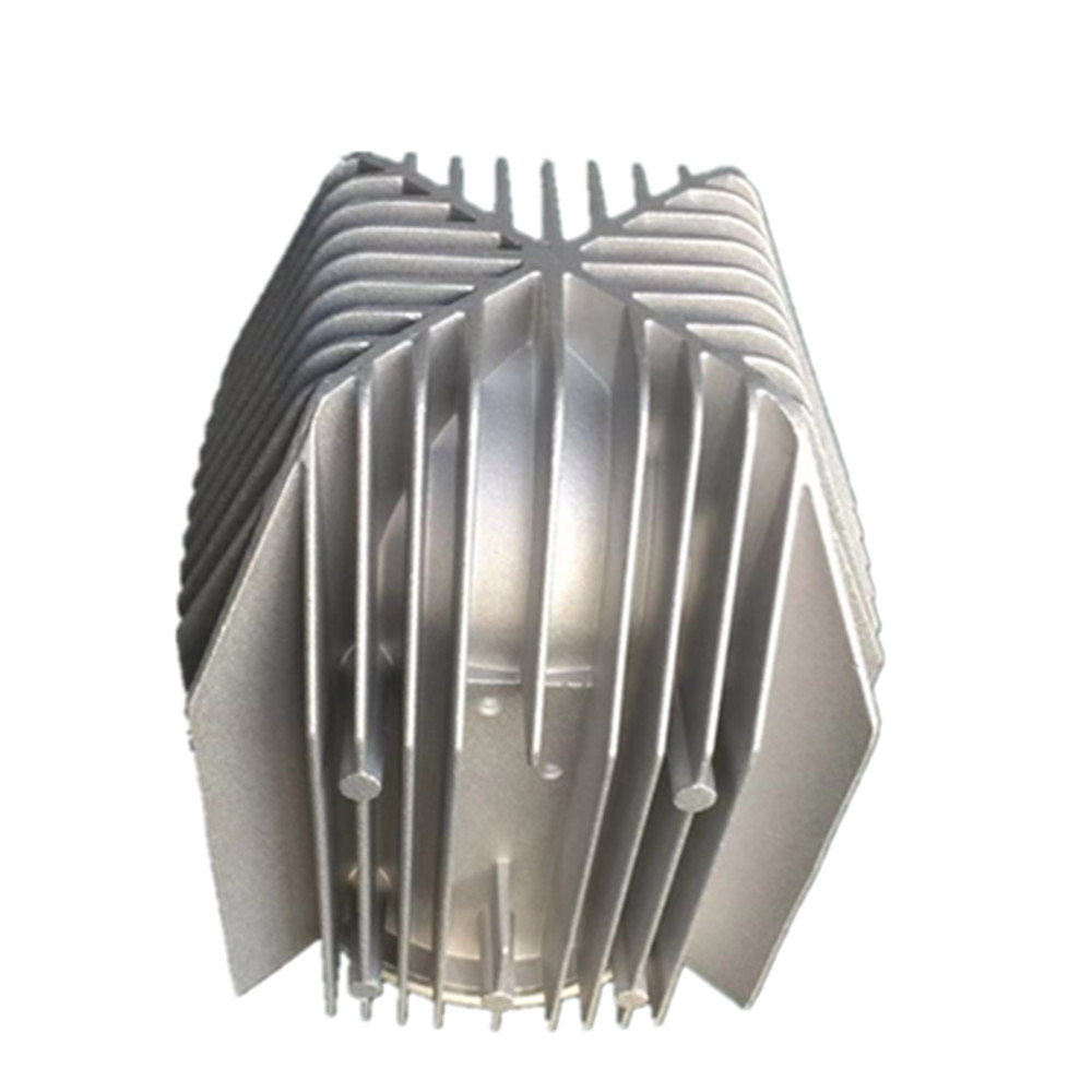 Factory Die -cast aluminum parts aluminum die casting for machine