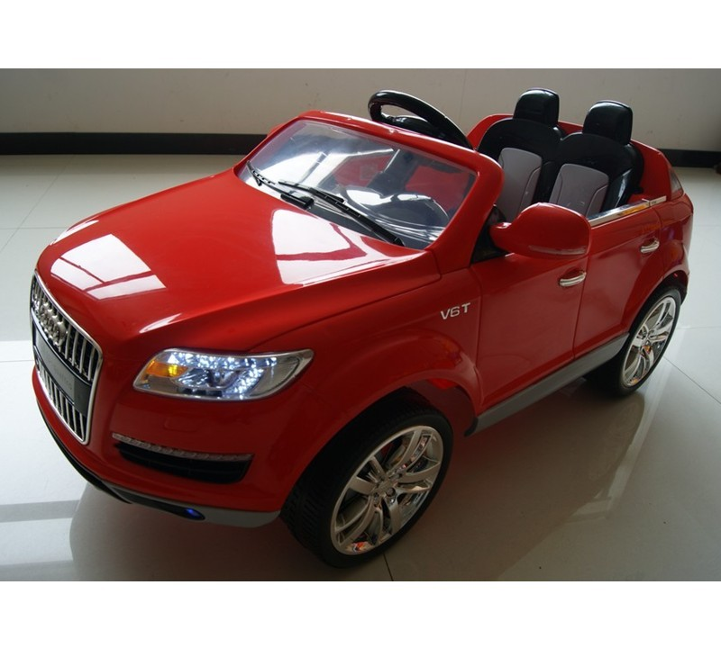 Hot Sale Authorized V Electric Toy Cars Ride On Audi Q Car Toy - Audi electric toy car