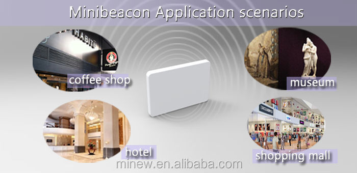 smallest beacon bluetooth ibeacon nordic