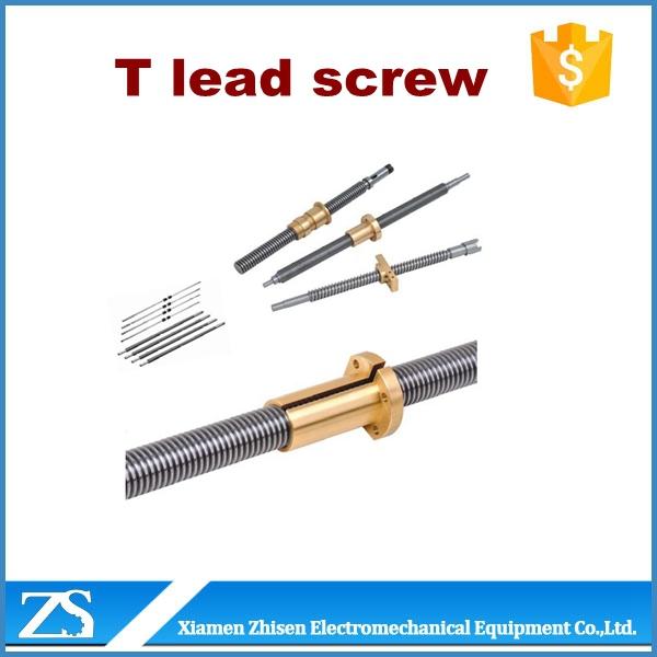Threaded rod lead screw servo motor 12mm buy stepper for Threaded shaft stepper motor