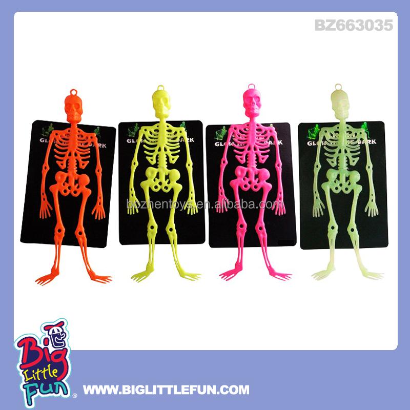 120cm halloween plastic human skeleton toy - buy human skeleton, Skeleton