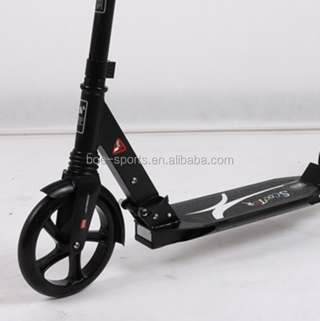 Lightest 7.5kg 8 inch wheel li-ion 18650 battery aluminum electric scooter for kids