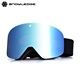 SNOWLEDGE Google Ski Goggle,Snow Ski Glasses Snowboard Goggles