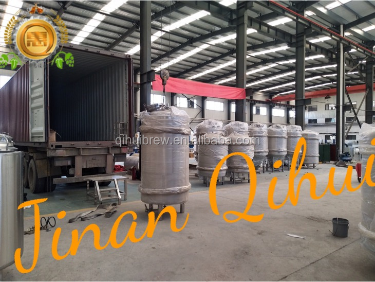 Hot sale 1000l wine equipment used factory