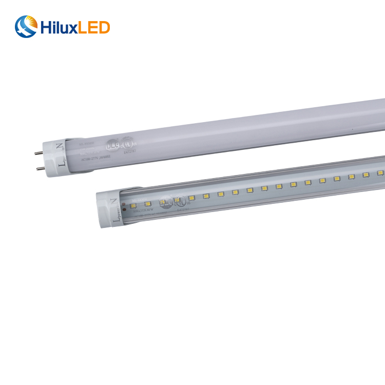 Factory price g13 4ft 8ft 18w integrated 1200mm t8 led tube light fixture