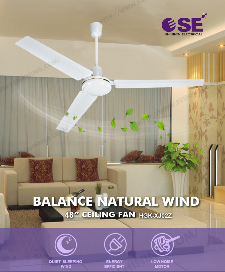 48 Inch Small Air Cool Ceiling Fan Wholesalers In China