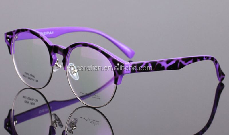 new optical specs frame titanic optical glasses optical quality reader