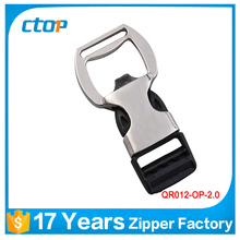 promotional stainless steel quick release buckle
