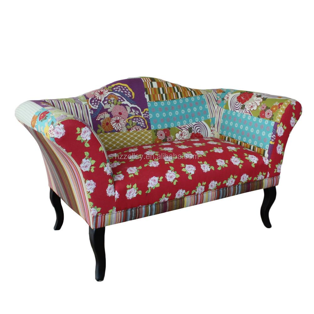 Moderne stoffen zitbank moderne woning meubels eenvoudig ontwerp ...