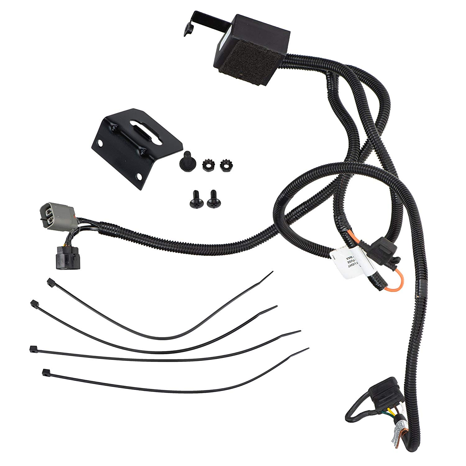 Get Quotations · OEM NEW Trailer Tow Hitch Wiring Harness 2012-2013 Kia  Sorento U8612-1U020