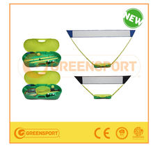 GSDK-2 2 IN 1 DRAAGBARE BADMINTON TENNIS NETTO POST