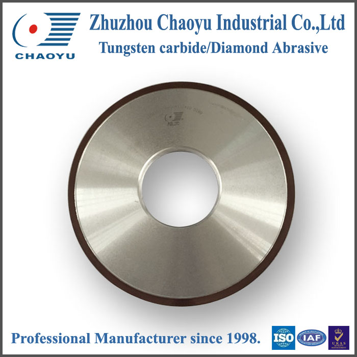 1A1 Flat shape Diamond &amp CBN 1A1 grinding wheel net with CE&ISO