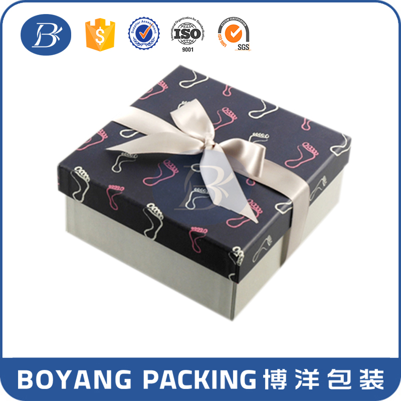 hot sale manufacturer New design high-end mysterious gift packaging box