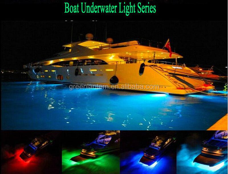 LED Marine verlichtingsarmatuur 18 W onderwater led-verlichting ...
