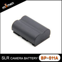Factory Lowest Price BP-511A Rechargeable Replacement Battery FOR ROS 30D 40D Camera