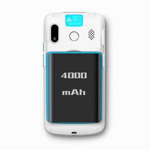 android rugged pda/ mobile computer with qr 1d 2d barcode scanner