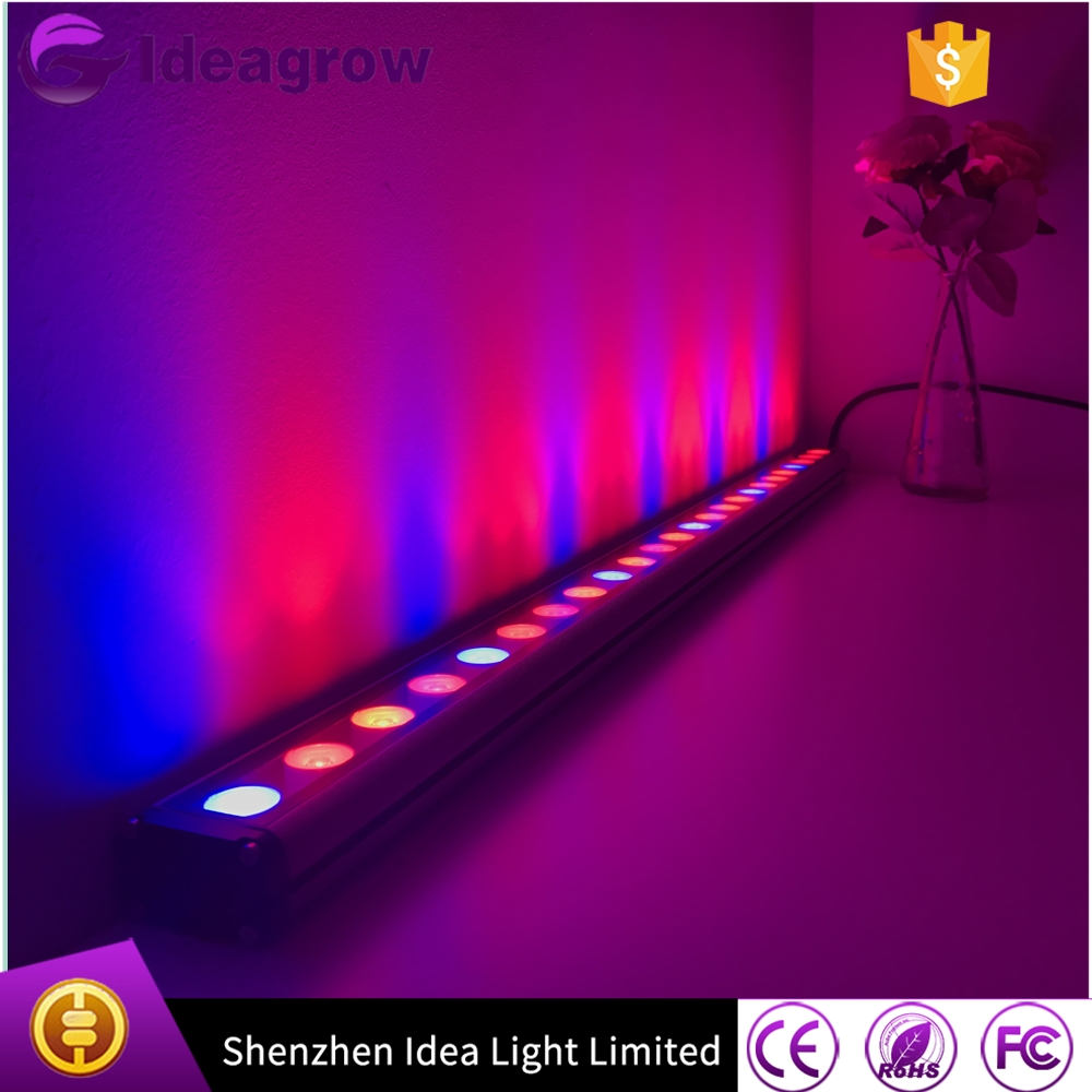 CP200 led greenhouse growing light vertical aeroponics / hydroponic systems waterproof led grow lighting bar