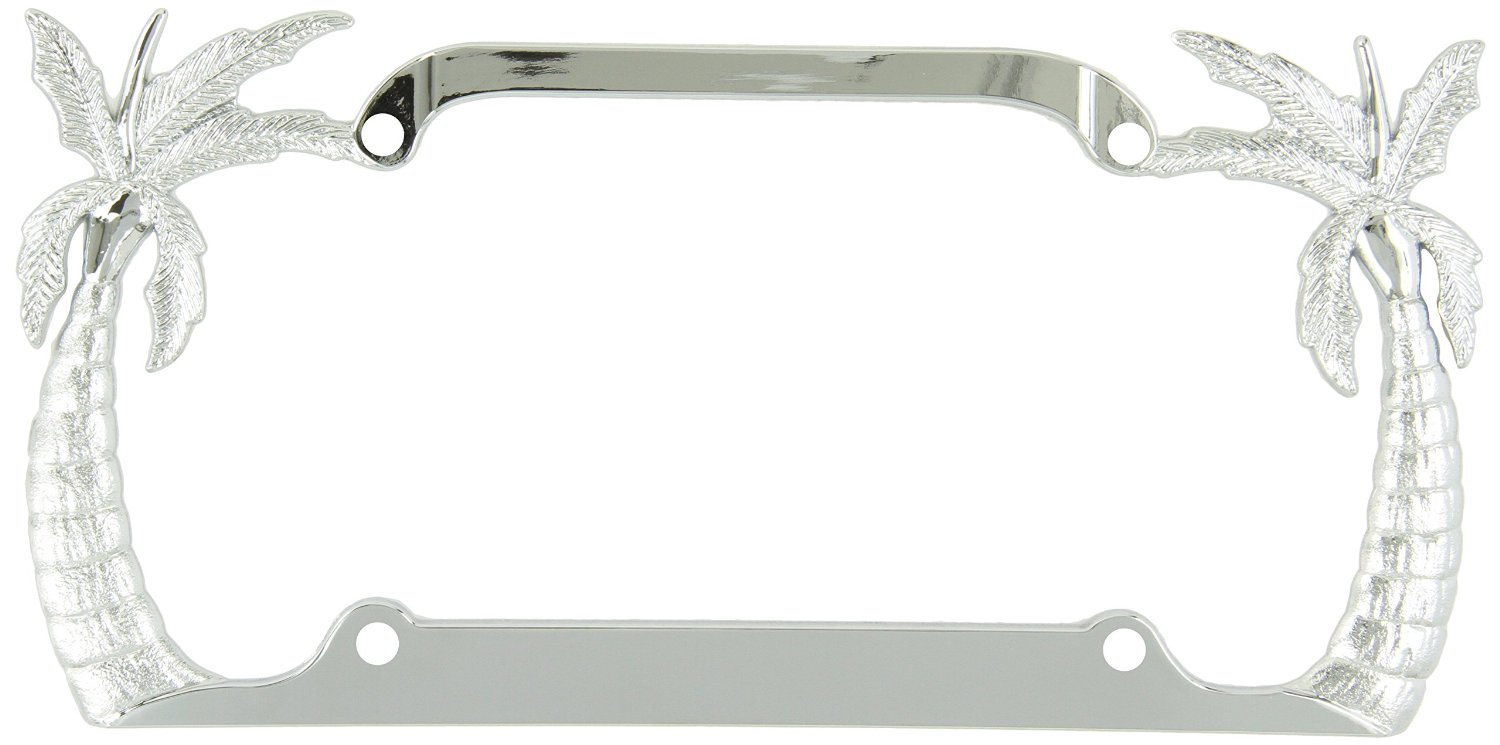 Cheap Palm Tree License Plate Frame, find Palm Tree License Plate ...