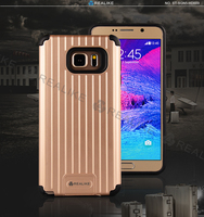 Two mobile phones in one case for samsung galaxy note5 , original 5.5