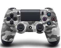 Original New Oem For Ps4 White Camouflage Replacement Case Shell ...