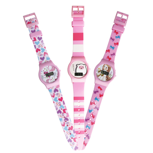 Best gifts trendy cartoon design digital Watch for kids