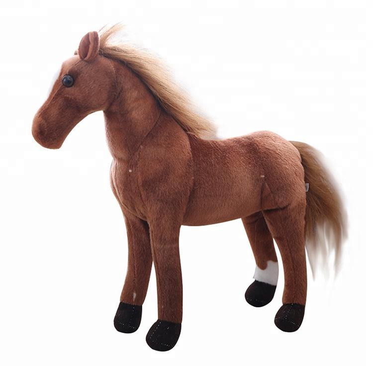Cute Plush Toy Stuffed Horse Plush Horse