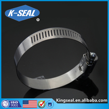 Automotive Stainless Steel Flexible Hose Clamp