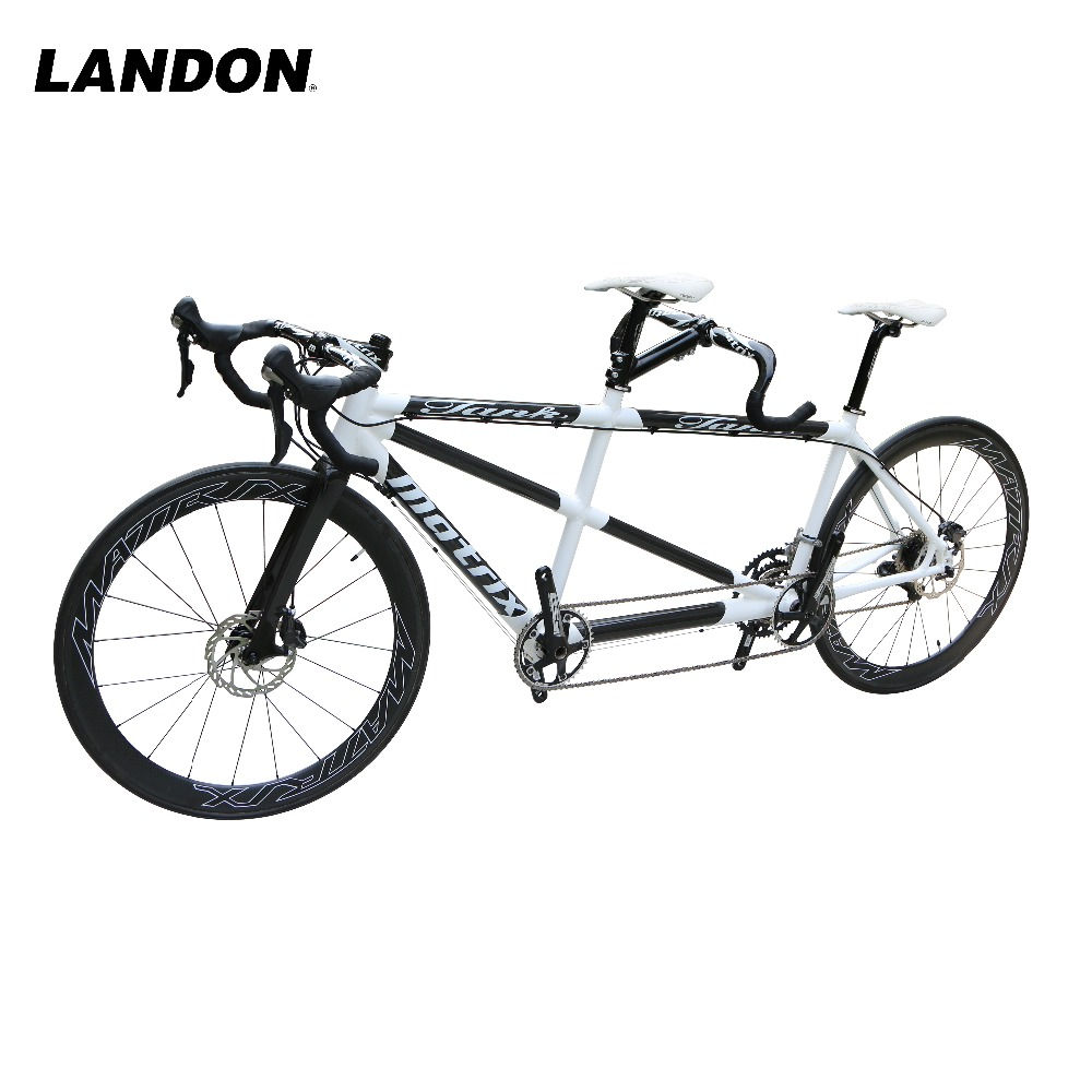 Double seat <strong>Bicycle</strong> for two people carbon rim tandem downhill wholesale alloy rim