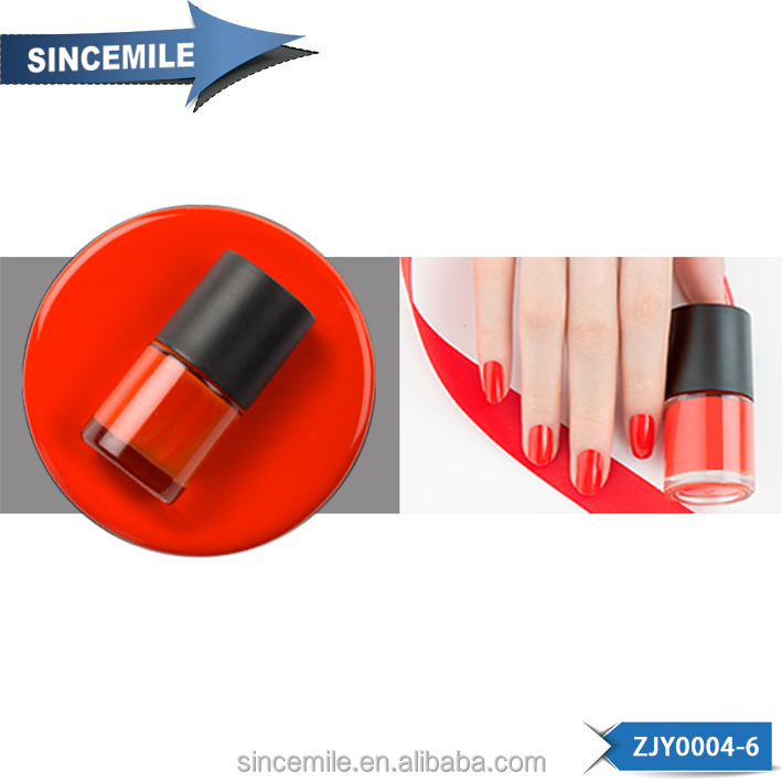 Water Based Nail Polish Make Your Own Brand Waterproof Bright Color