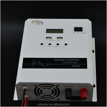 High Quality Power Inverter--- pure sine wave with solar controller 500w to 1000w