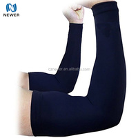 New Design Sports Protective Compression Lycra Neoprene cool arm sleeve for fitness