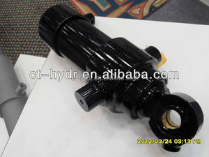 small hydraulic cylinder for tipping truck/trailer/excavator