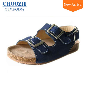 c88a2e2f9d9a Choozii Summer New Collection Leather Cork Sole Sandals For Children ...