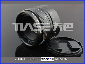 35mm F1.6 Original Tiase Brand Mirrorless Digital Camera C Mount ...