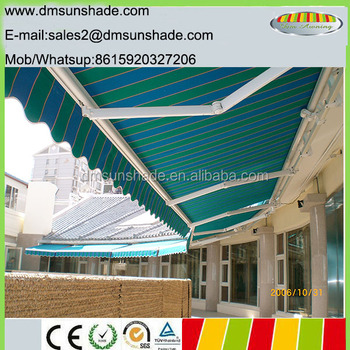 Terrace Sunshade Retractable Swimming Pool Awning - Buy Terrace Sunshade  Awning,Retractable Awning,Swimming Pool Awning Product on Alibaba.com
