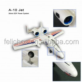RC Plane EPO A-10 Ducted fan version