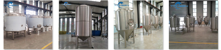 500l 1000l 2000l large beer brewery equipment beer filling machine
