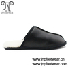 9109 man real leather upper sheepskin lining slipper personalized