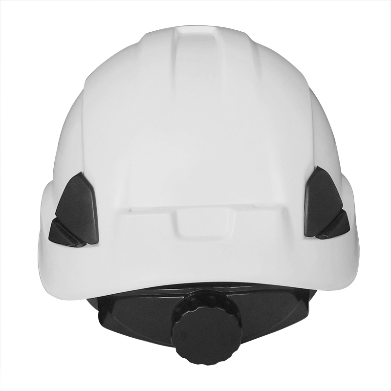 Aurora High Quality Plastic Industrial Safety Helmet With Chin Strap 9