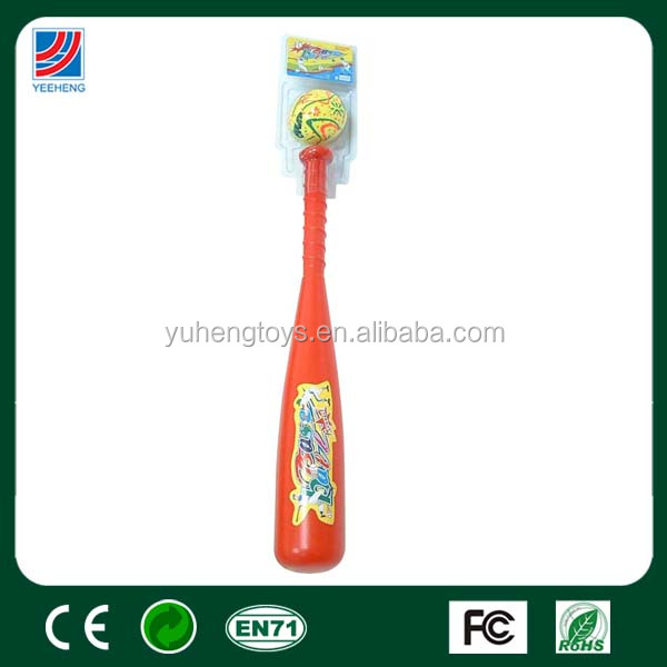plastic baseball bat/ soft ball baseball bat