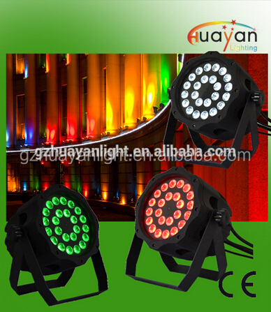 led par 24*8W super birhgtness DMX 512 Stage Show Dj Clubs IP65