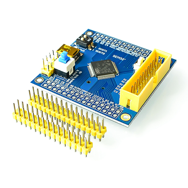 STM32F103R8T6 <strong>ARM</strong> STM32 Minimum System Development Board Module ForArduino Minimum System Board STM32F103C8T6 upgrade version