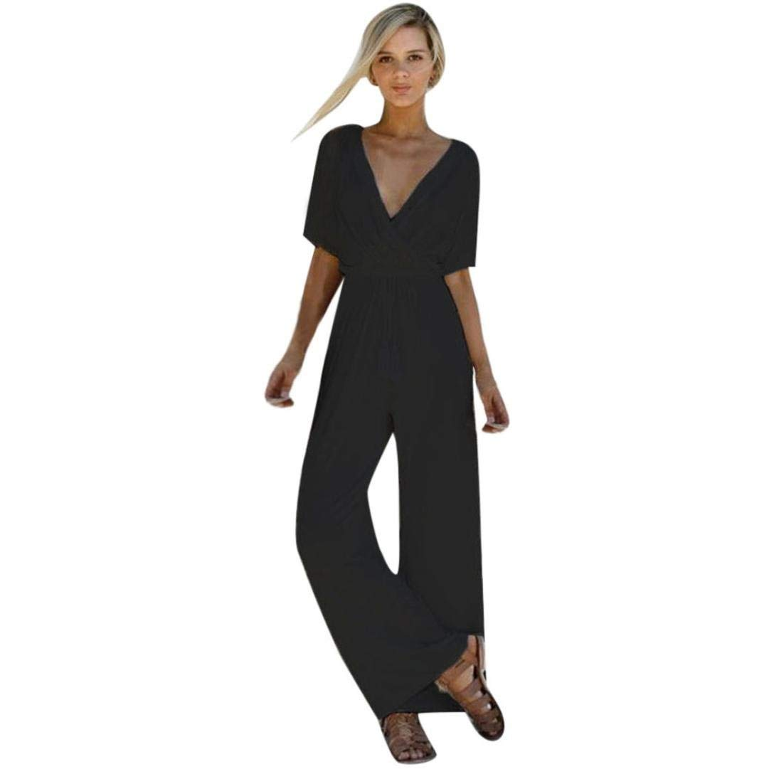 cbbbc602a34 Get Quotations · A Auwer Women s Jumpsuit