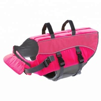 Factory produce dog life jackets and water safety life vest