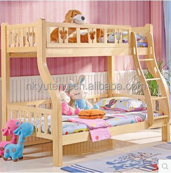 wooden double decker bed buy wooden double decker bedkids bunk bed