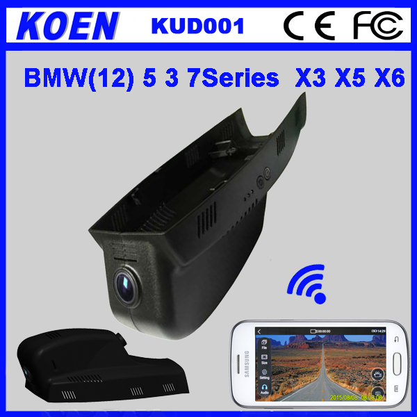 Special Sony323 WDR Hidden 1080P Car Dash Cam Wifi for bmw 3 5 7 Series